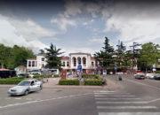 Ж/Д вокзал в Туапсе