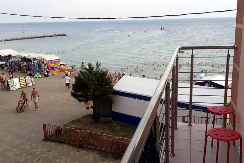 Квартира-студия у моря в Джубге
