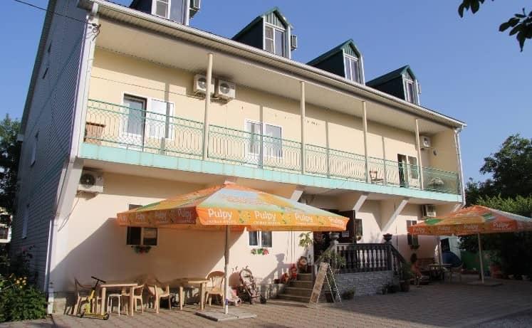 Гостевой дом «Островок» в Джубге