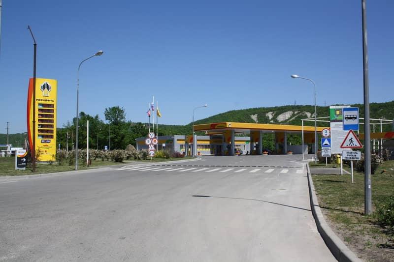 А. З. К. «Роснефть» в Джубге