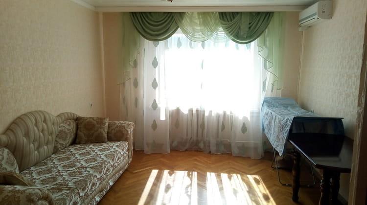 Комната в апартаментах на Советской в Джубге