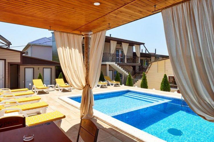 Мини-гостиница «Славянка» в Джубге